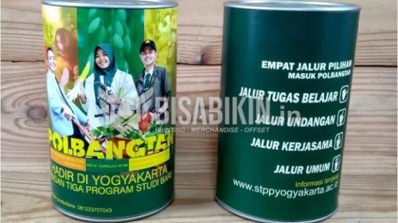 Pabrik Celengan Kaleng Berkualitas di Yogyakarta